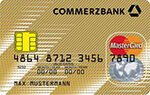 Commerzbank MasterCard Gold