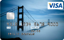 ICS VISA Foto Card
