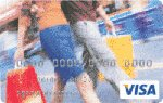 Postbank VISA Shopping Card